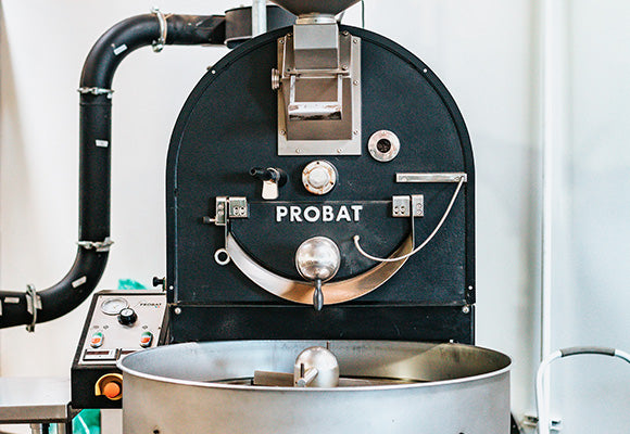 Roasting Coffee Uses Fuels And Emits Carbon Emissions