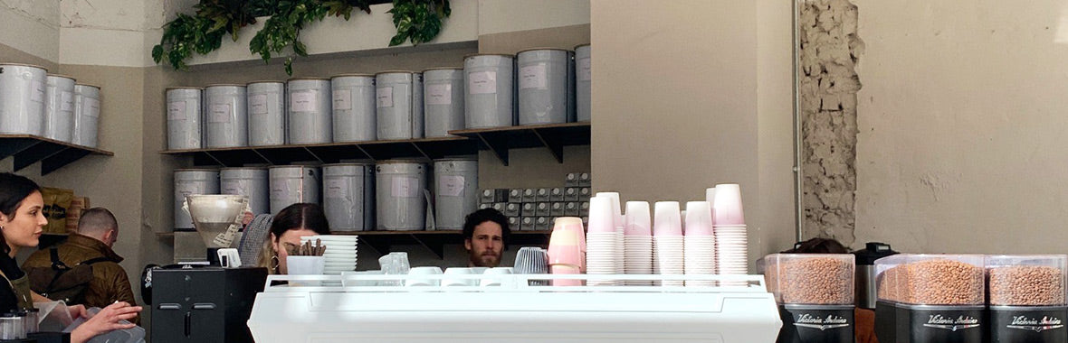Rosslyn Cafe Founded By Two Former Caravan Roasters Employees
