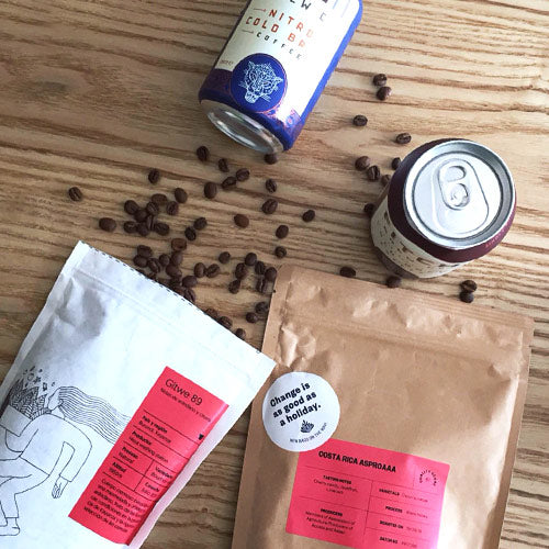 Antony Irgo Approved SlowMov Wholebeans Coffees And FITCH Brew Co Cold Brews