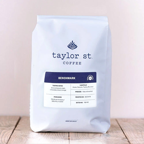 Taylor St Benchmark Wholebeans Coffee