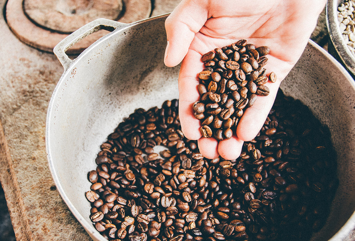 The Coffee Supply Chain