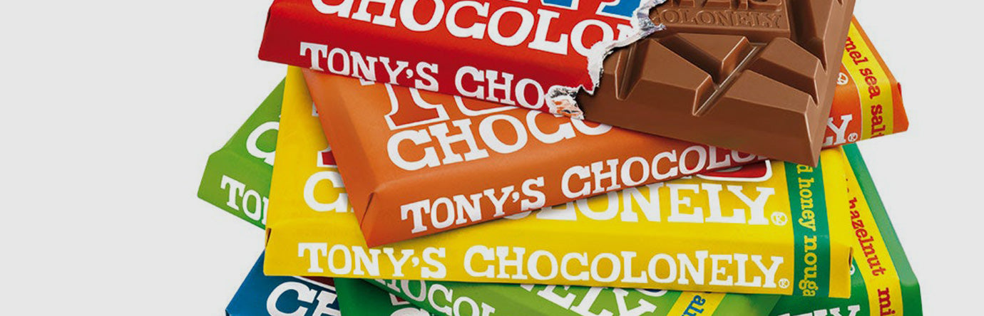 Tonys Chocolonely Chocolate Makers
