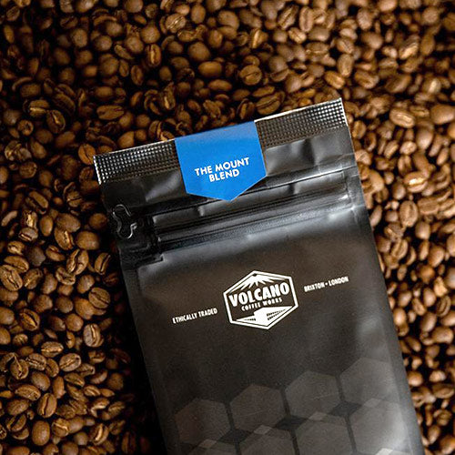 Volcano Coffee Works Mount Blend Wholebeans Coffee
