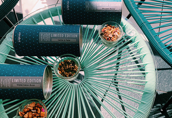 Win These Limited Edition Teas By Eteaket