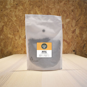 Garage Mexico and Colombia Maypole Blend Coffee