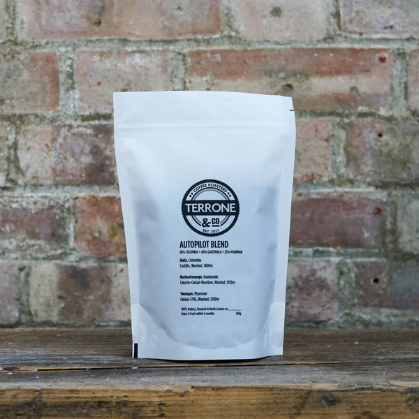 Terrone & Co. Autopilot Blend Coffee