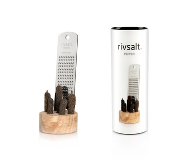 RivSalt RivSalt Java Long Bean Pepper Gift Set