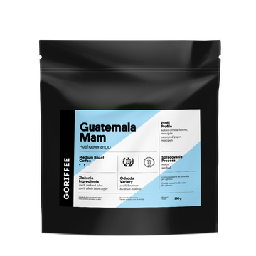 Goriffee Guatemala MAM Washed Coffee