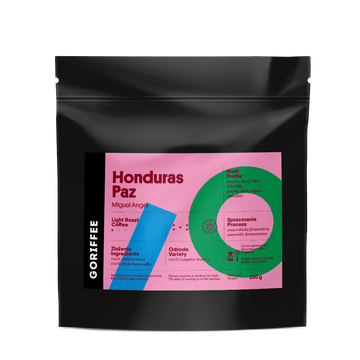 Goriffee Honduras Miguel Angel Paz Anaerobic Coffee