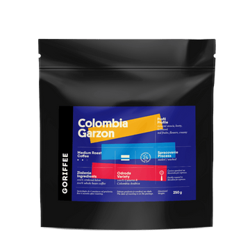Goriffee Colombia Garzon Washed Coffee