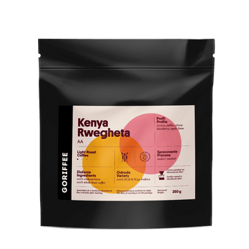 Goriffee Kenya Rwegheta AA Washed Coffee
