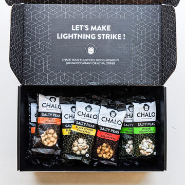CHALO The Ultimate Snack Gift Box