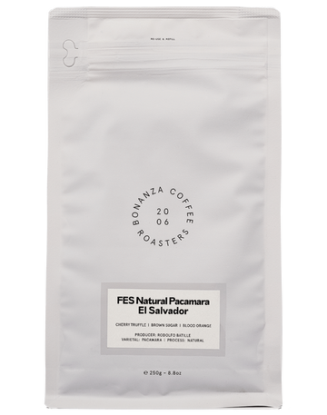 Bonanza FES Natural Pacamara Coffee