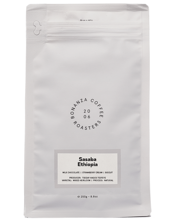 Bonanza Sasaba Coffee