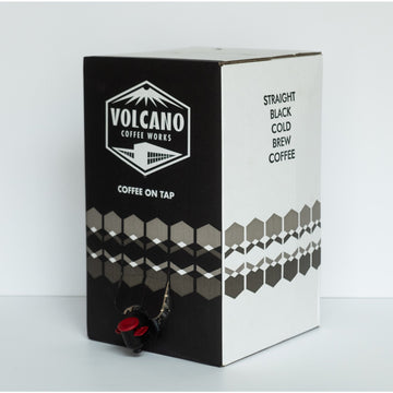 Volcano Coffee Works Cold Brew Coffee On Tap (10L box)