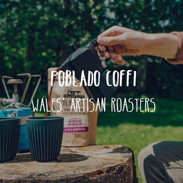 Poblado Coffi Espresso House Blend Coffee