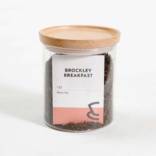 Good & Proper Tea Brockley Breakfast Loose Leaf Black Tea