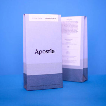 Apostle The Devils Chair Organic Espresso Blend Coffee