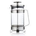 Barista & Co 3 Mug/8 Cup/900ml Coffee Press - Electric Steel
