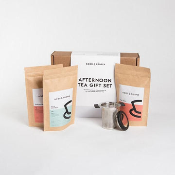 Good & Proper Tea Good & Proper Afternoon Tea Gift Set