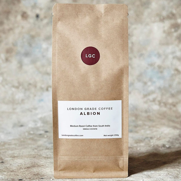 London Grade South India Albion Coffee