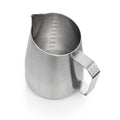 Barista & Co Stainless Steel Dial In Milk Pitcher (420ml)