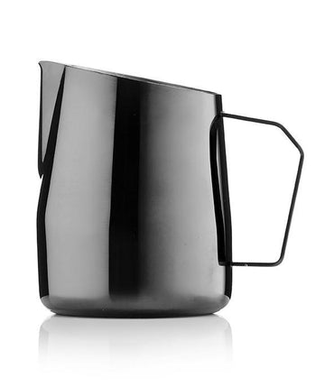 Barista & Co Black Pearl Dial In Milk Pitcher (420ml)