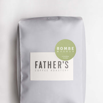 Fathers Ethiopia Bombe Washed Filter Coffee