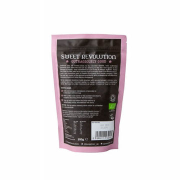 Sweet Revolution Organic Instant Beetroot Latte with Ginger