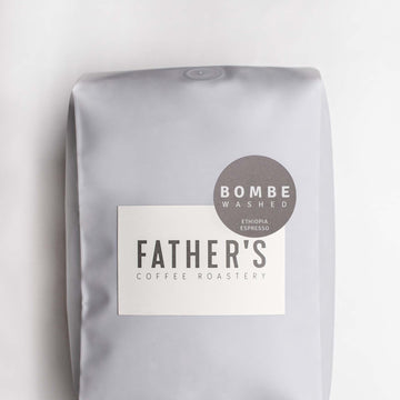 Fathers Ethiopia Bombe Washed Espresso Coffee