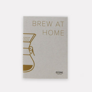 OZONE OZONE Brew At Home Coffee Guide