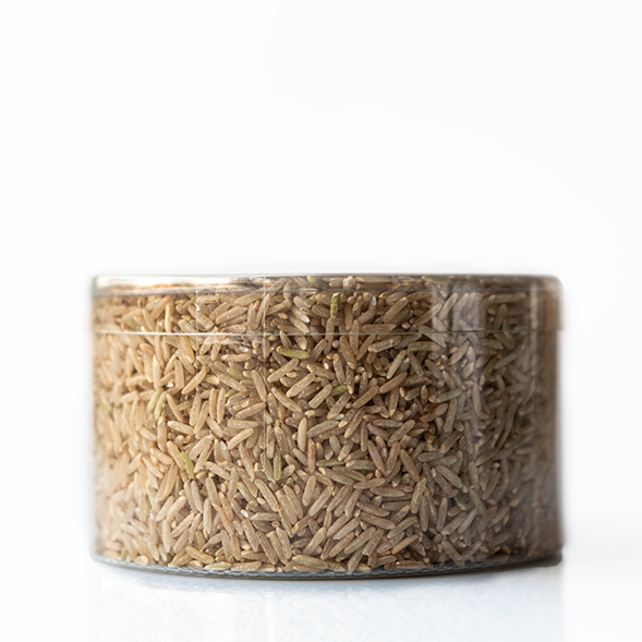 CHALO Organic Long Grain Brown Rice