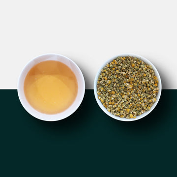 Teasup Camomile Flowers Herbal Tea
