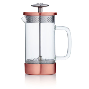 Barista & Co Coffee Press (3 Cup / 1 Mug) Glass Beaker