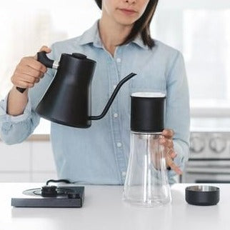 Fellow Stagg EKG Electric Pouring Kettle (Matte Black) (UK Plug)
