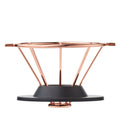 Barista & Co Corral Copper Pour Over Coffee Maker