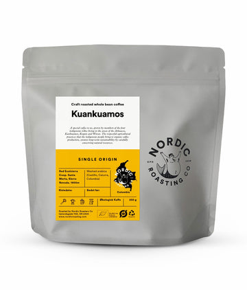 Nordic Roasting Co Colombia Kuankuamos Washed Coffee