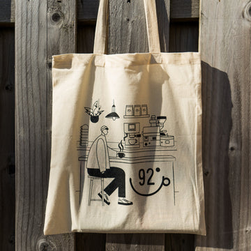 92 Degrees 92 Degrees Tote Bag