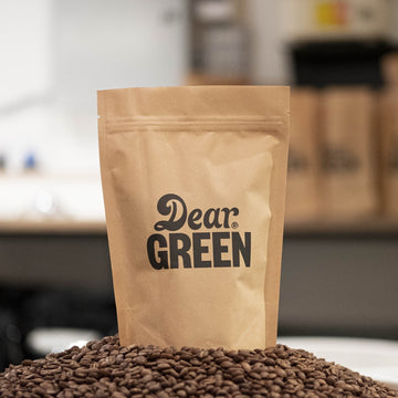 Dear Green Brazil Fazenda Pantano Coffee (Pulped Natural)