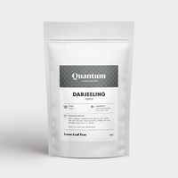 Quantum Darjeeling TGFOP Loose Leaf Black Tea