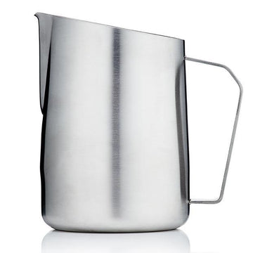 Barista & Co Stainless Steel Dial In Milk Pitcher (600ml)