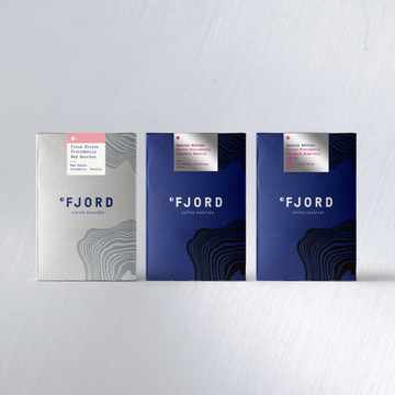 Fjord Divina Providencia COE 1 Special Edition Filter Coffee Box Set