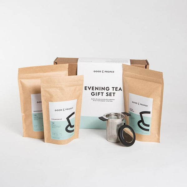 Good & Proper Tea Good & Proper Evening Tea Gift Set