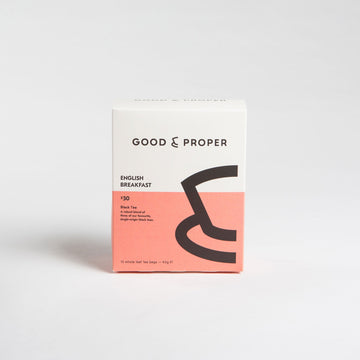 Good & Proper Tea English Breakfast Tea Bags