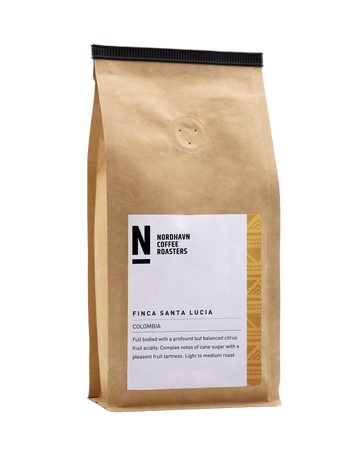Nordhavn Finca Santa Lucia from Colombia - Natural