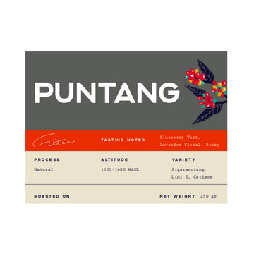 Ngopi Indonesian Puntang Coffee