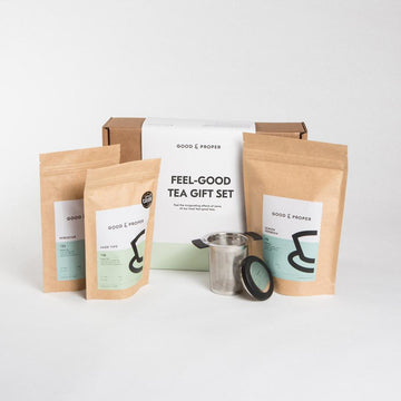 Good & Proper Tea Good & Proper Feel-Good Tea Gift Set