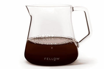 Fellow Mighty Small Glass Carafe (Clear Glass)
