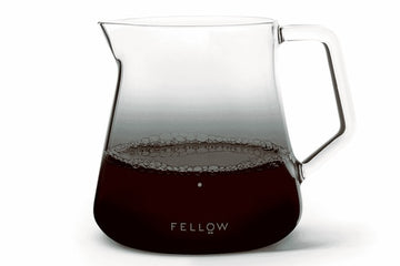 Fellow Mighty Small Glass Carafe (Smoked Glass)