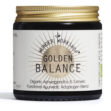 Wunder Workshop Golden Balance - Relief & Release (40g)